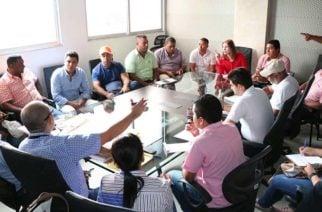 Prometen intervenir la vía Santa Lucía- Moñitos