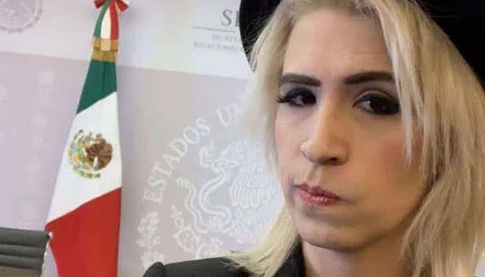 Una youtuber, primera mujer transgénero en recibir carta de naturalización mexicana