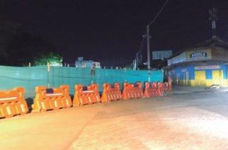Zona de atraco en la obra de la circunvalar y los 30 Policías nuevos no aparecen