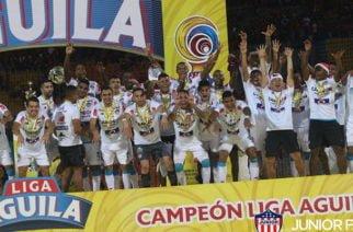 ¡Tú Papá!: Las ocho estrellas de Junior en el Fútbol Profesional Colombiano