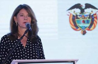 Vicepresidenta pide romper el mito que Colombia es un país de corruptos