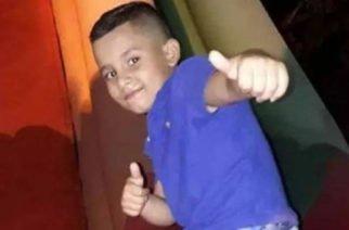 A niño hallado muerto en Caldas lo violaron y lo asesinaron a puñaladas