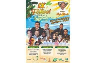 Agéndese con la programación Festival Cultural y Gastronómico del Plátano en Los Córdobas