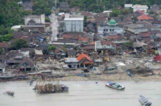 Asciende a 373 la cifra de muertes por tsunami en Indonesia
