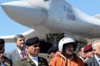 """Aviones que envió Rusia a Venezuela """"no tienen armas nucleares"""""""