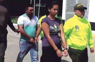 """Capturados peligrosos delincuentes del """"Clan del Golfo"""" en Urabá"""