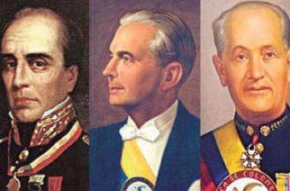 CINCO PERÍODOS DE HISTORIA REPUBLICANA