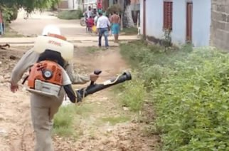 En Ayapel adelantan labores de fumigación contra el dengue