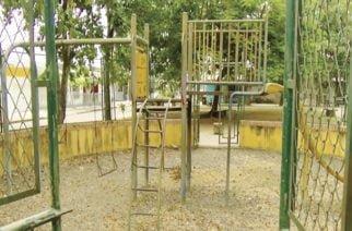 En La Granja se quedaron sin espacios deportivos