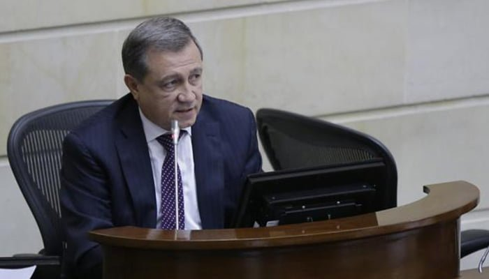 Ernesto Macías irá a audiencia por pérdida de investidura