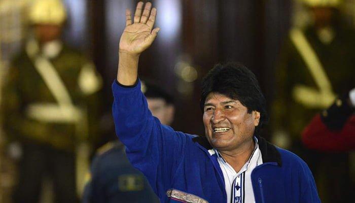 Órgano electoral boliviano dio el sí a cuarta candidatura consecutiva de Evo Morales
