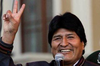 Evo Morales se postula a la reelección y Bolivia pide inhabilidad