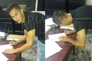 Ex Jaguares, David Contreras, firmó con el Deportes Tolima