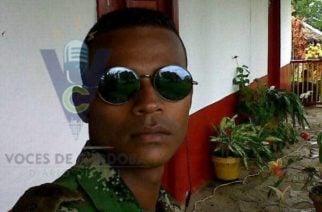Ex militar es asesinado en Montelíbano
