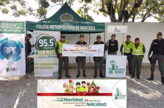 GAULA Policía lanza campaña «En esta navidad no permita que el secuestro y la extorsión, apaguen su felicidad»