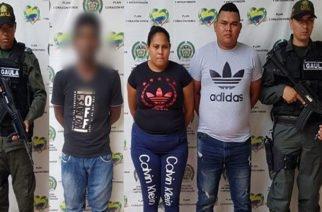 Gaula captura 4 integrantes del 'Clan del Golfo' en Córdoba
