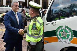 Gobierno presentó el Sistema Integral de Tránsito y Transporte