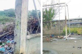 Habitantes de calle se tomaron parque de Los Araujos