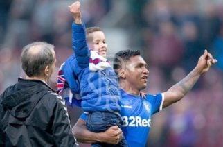 Con gol del cereteano Morelos el Rangers es líder en Escocia