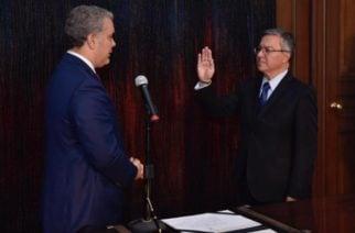 "Duque pide a Fiscal ad-hoc en caso Odebrecht que ""obre con todo rigor"""