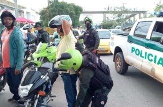 Policía Metropolitana de Montería entrega balance de seguridad en la noche buena