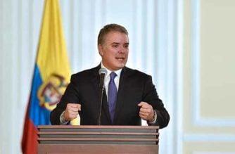 'Llegó el momento de que Maduro reconozca que no es el Presidente de Venezuela': Presidente Duque