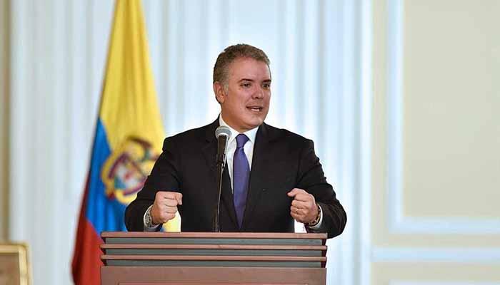 'Pacto por Colombia, Pacto por la Equidad', Duque invita a todas las fuerzas políticas a unirse en pro de él