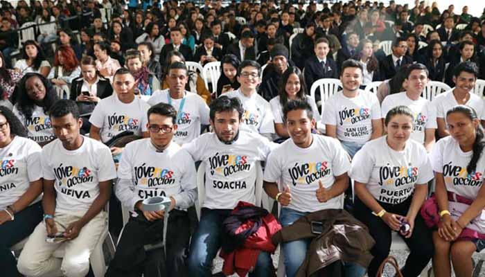 Ya inició la entrega de incentivos a Jóvenes en Acción