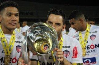 Junior el único club en ganarle estrella a Nacional y a Medellín en el Atanasio