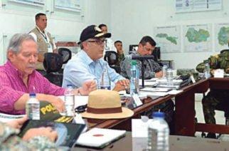 Presidente Iván Duque lideró Consejo de Seguridad en Montería