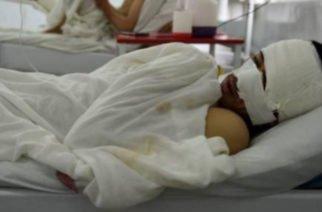Primer adulto quemado con pólvora en Montelíbano