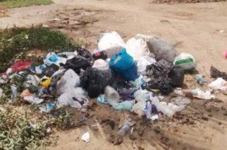 Proyecto de recolección de basura en zona rural de Montería no desiste
