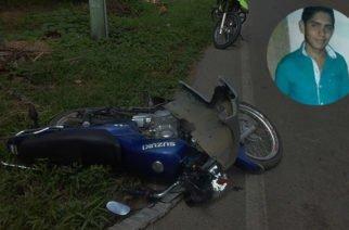 Un muerto y dos heridas en accidente de moto en Sahagún