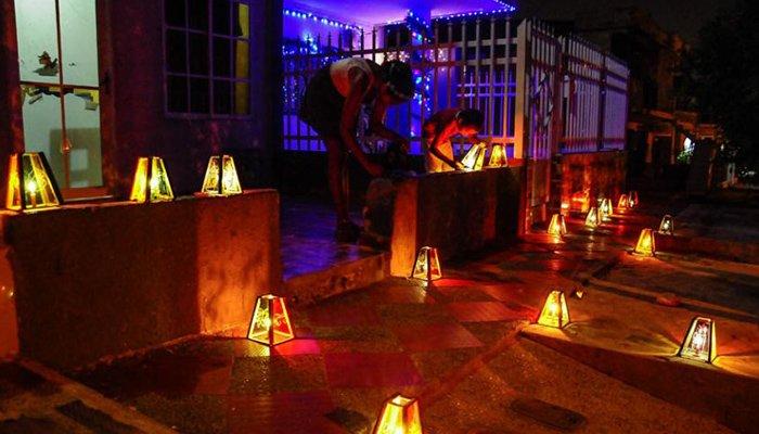 ¡Colombia iluminada! Hoy se celebra el Día de las Velitas