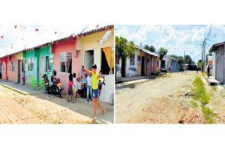 En Villa Melissa 200 familias cocinan con leña