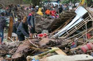 Filipinas fue azotada por un sismo submarino