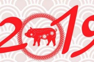 """El 2019 será el año del Cerdo según el Zodiaco y los signos """"podrán perdonar más"""""""