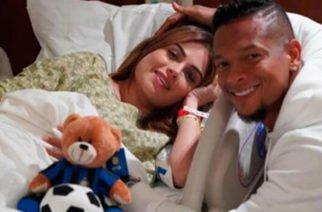 """""""Llegó el momento de Jacobo"""": Lo que dijo Fredy Guarín por el nacimiento de su bebé con Sara Uribe"""