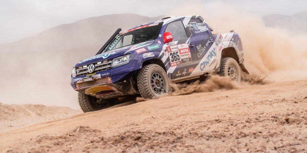 Sigue MS2 Racing con fuerza en el Dakar 2019