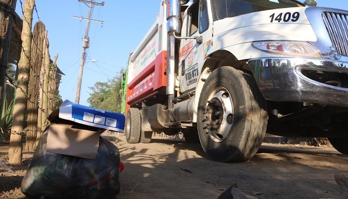 Zona rural de Montería ya se beneficia con la recolección de basuras
