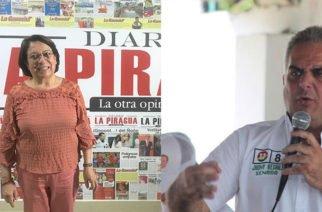 Cordobés Jhony Besaile no hace nada en el Congreso: Senadora Aída Avella