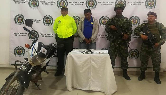 """En Montería capturado alias """" La Vaca"""" cabecilla del Clan del Golfo"""