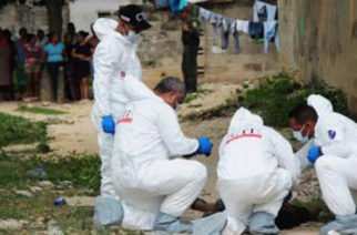 Asesinato en pleno mediodía en Montelíbano