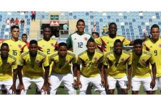 Brasil vs Colombia y todo el calendario del hexagonal del Sudamericano Sub 20