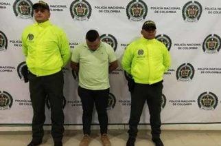 Capturado sicario del Clan del Golfo en Montería