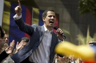 Juan Guaidó en Venezuela: «Vamos a organizarnos para la Operación Libertad»