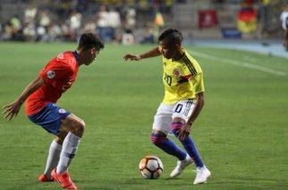 Colombia avanzó al hexagonal del sudamericano Sub 20