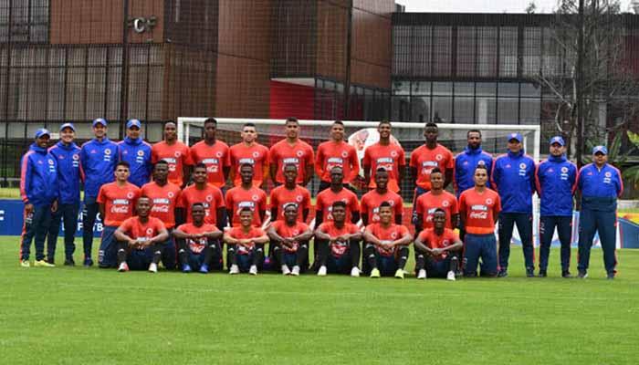 Sub 20 Chile 2019: Colombia Comienza Su Camino Al Título Del Sudamericano Sub