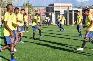 Colombia está lista para el juego ante Argentina en el Sudamericano Sub 20
