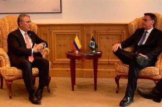 Colombia y Brasil fortalecen sus relaciones bilaterales